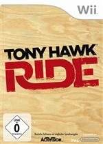 Alle Infos zu Tony Hawk: Ride (Wii)