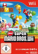 Alle Infos zu New Super Mario Bros. Wii (Wii)