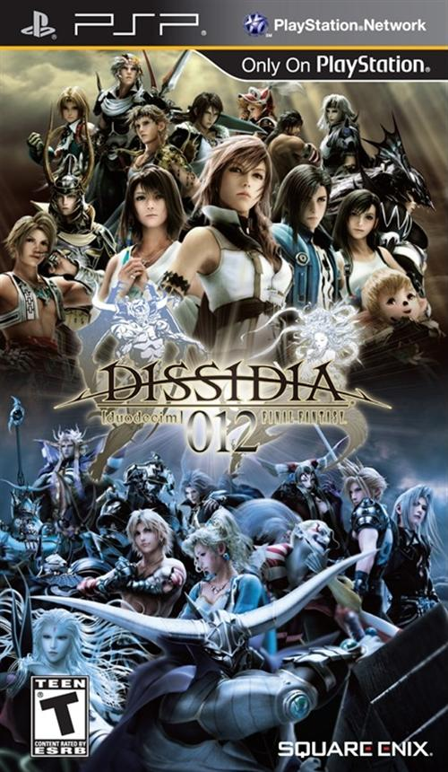 Download Dissidia 012 Duodecim Final Fantasy - PSP Game Direct Link