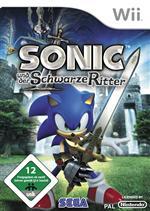 Alle Infos zu Sonic und der Schwarze Ritter (Wii)