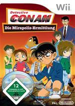 Alle Infos zu Detective Conan: Die Mirapolis-Ermittlung (Wii)