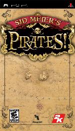 Alle Infos zu Sid Meier's Pirates! (PSP)