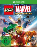 Alle Infos zu Lego Marvel Super Heroes (XboxOne)