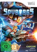 Alle Infos zu Spyborgs (Wii)