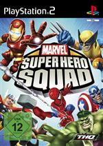 Alle Infos zu Marvel Super Hero Squad (PlayStation2)