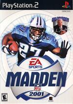 Alle Infos zu Madden NFL 2001 (PlayStation2)