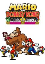 Alle Infos zu Mario and Donkey Kong: Minis on the Move (3DS)