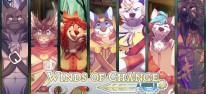 Winds of Change: Gezeichnetes Rollenspiel-Adventure in offener Welt ist im Early Access erhältlich