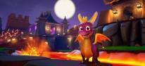 Spyro Reignited Trilogy: Aufgemotzte Sammlung der Drachen-Plattformer auf den November verschoben