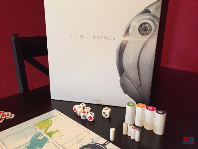 Alle Infos zu T.I.M.E Stories (Spielkultur)