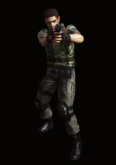 Komplettlösungen zu Resident Evil
