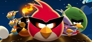 Screenshot zu Download von Angry Birds Space