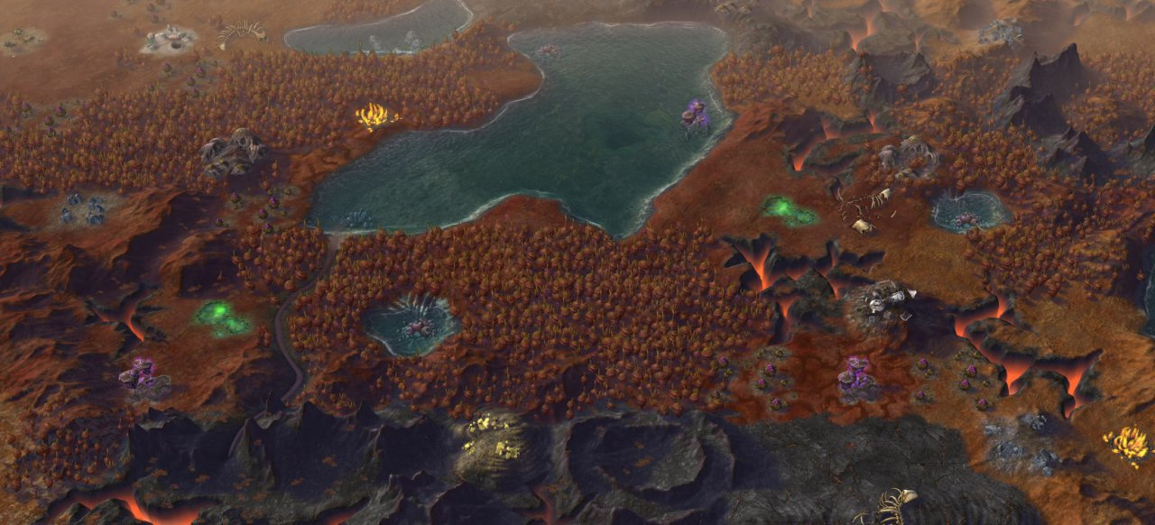 Civilization: Beyond Earth - Rising Tide (Strategie) von 2K Games