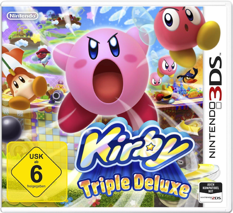 Alle Infos zu Kirby Triple Deluxe (3DS)