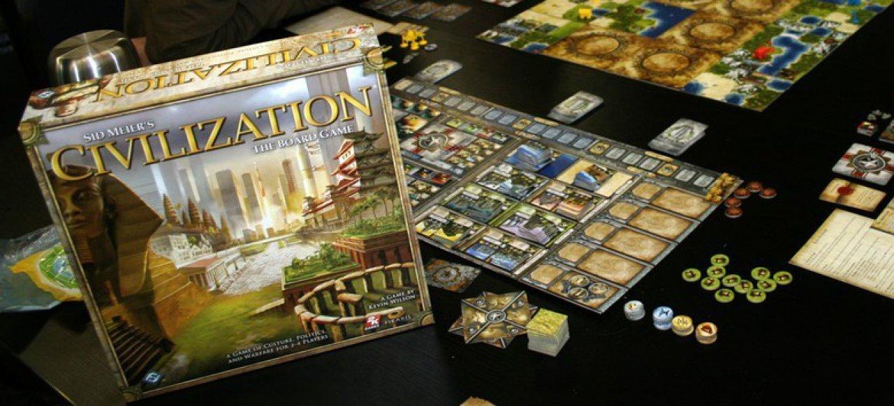 Civilization: Das Brettspiel (Brettspiel) von Heidelberger Spielverlag