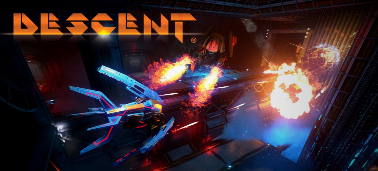 Descent: Underground (Shooter) von Little Orbit