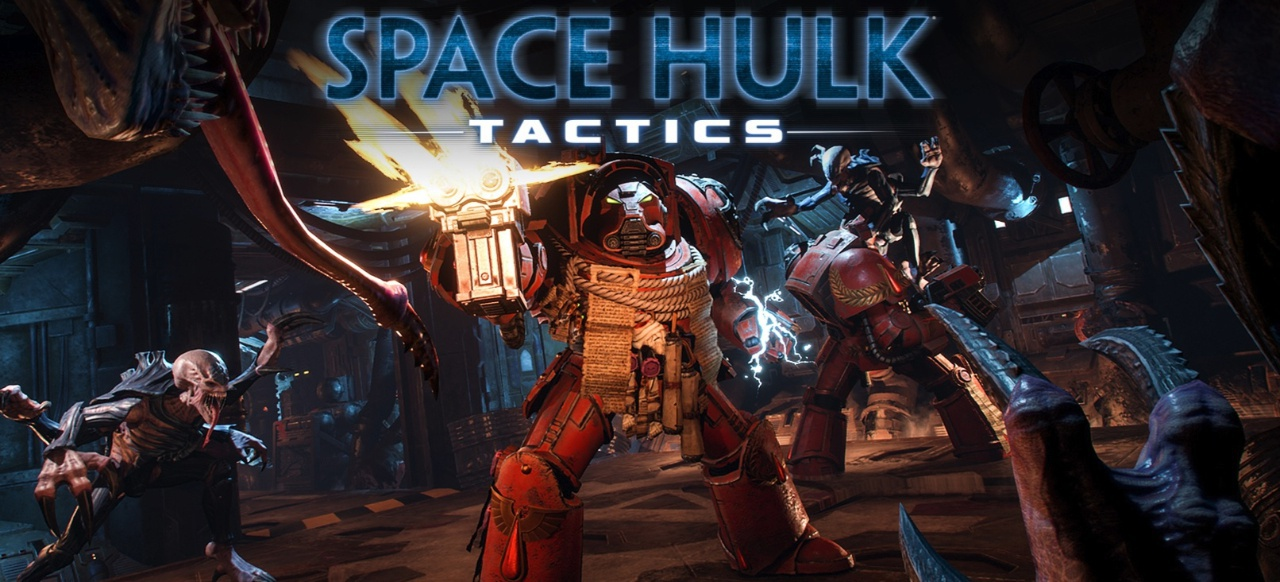 Space Hulk: Tactics (Rollenspiel) von Focus Home Interactive
