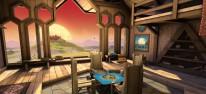 Catan VR: Erste bewegte Einblicke; Anmeldungen zur Closed Beta gestartet