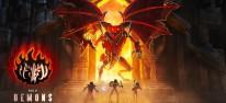 Book of Demons: Mischung aus Hack & Slay und Deckbau-Kartenspiel verlässt heute den Early Access