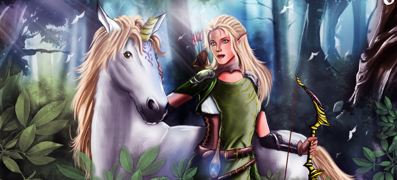Eternity: The Last Unicorn (Rollenspiel) von Void Studios