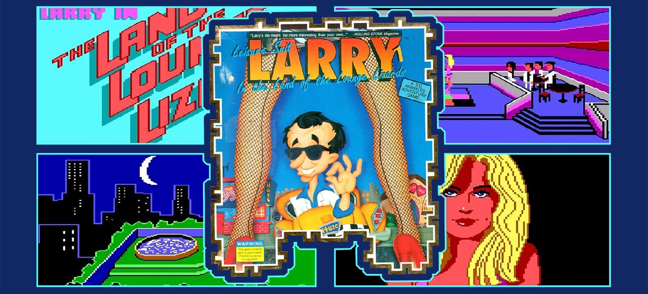 Leisure Suit Larry (Oldie) (Adventure) von Sierra On-Line