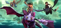 DreamWorks Dragons - Aufbruch neuer Reiter: Drachenzähmer haben auf PS4, Switch und Xbox One abgehoben