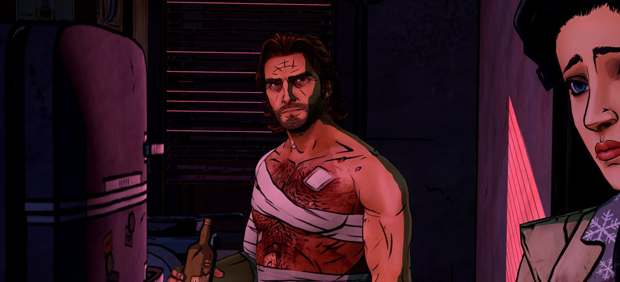 The Wolf Among Us: Episode 4 - In Sheep's Clothing (Adventure) von Telltale Games