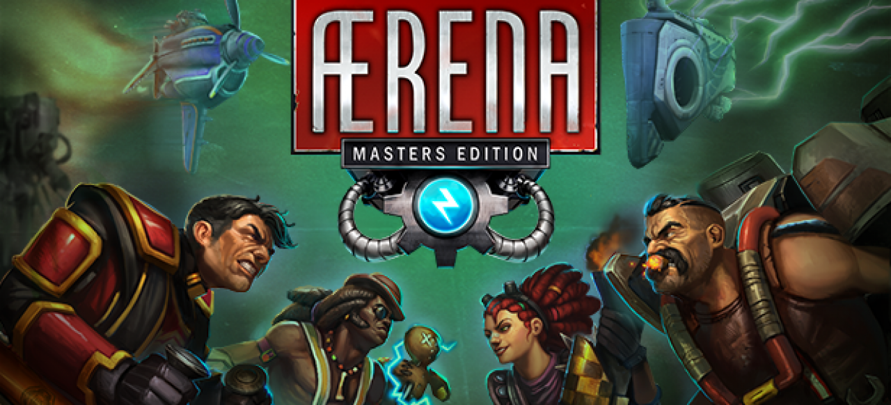 Aerena: Clash of Champions (Strategie) von Cliffhanger Productions