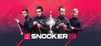 Snooker 19: Snooker-Spiel für PC, PS4, Switch und Xbox One angekündigt