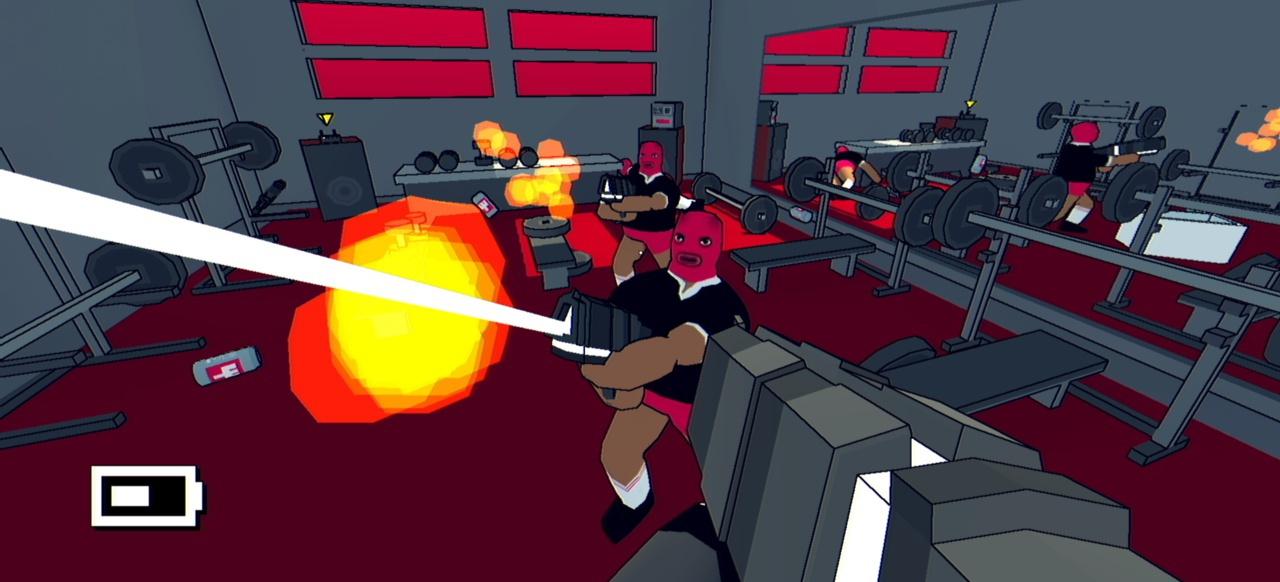 High Hell (Shooter) von Devolver Digital