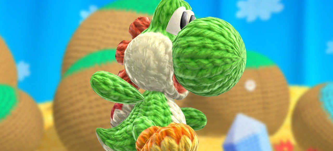 Poochy und Yoshi's Woolly World (Geschicklichkeit) von Nintendo