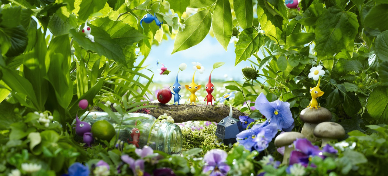 Pikmin 3 (Strategie) von Nintendo