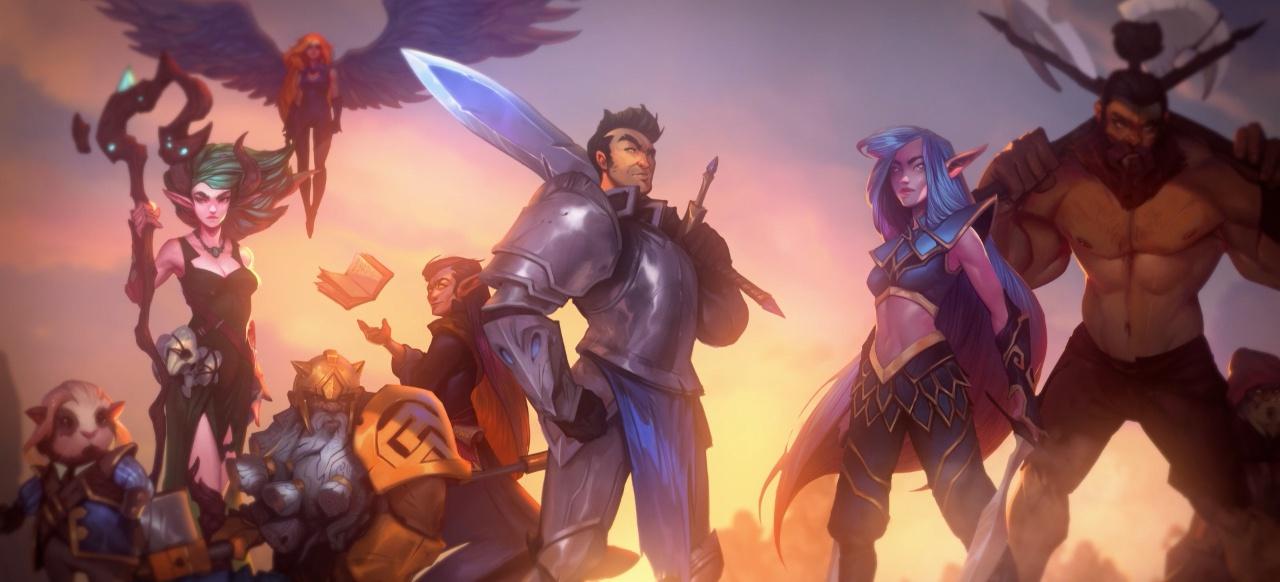Crowfall (Rollenspiel) von Travian Games