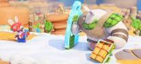 """Mario + Rabbids Kingdom Battle: Dritte und finale Erweiterung """"Donkey Kong Adventure"""" im Trailer"""