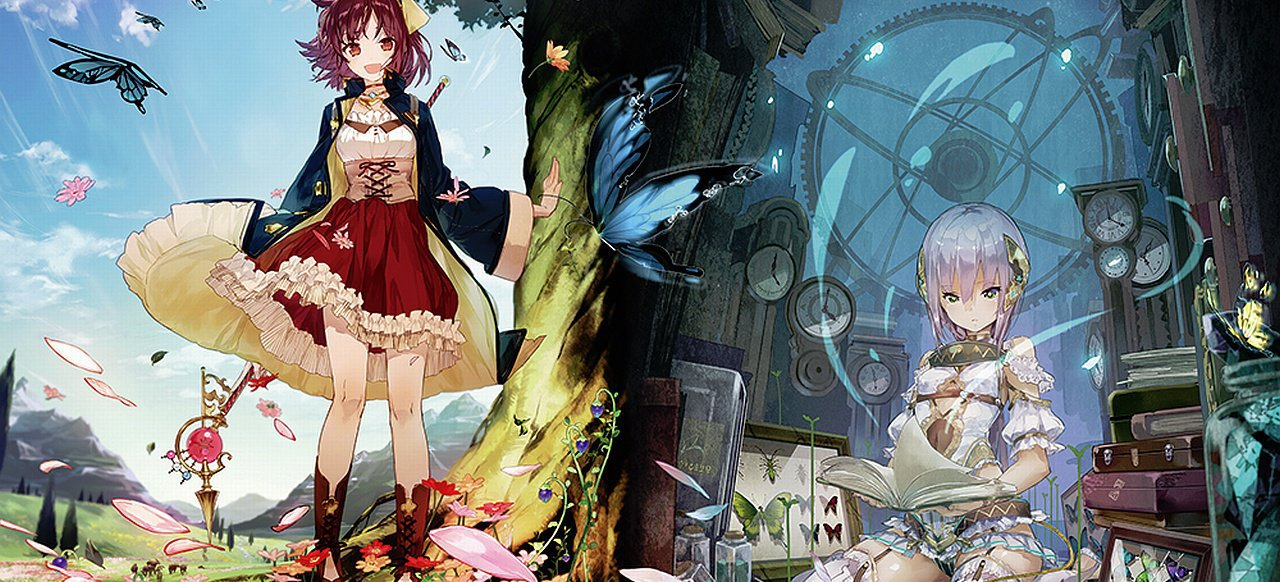 Atelier Sophie: The Alchemist of the Mysterious Book (Rollenspiel) von Koei Tecmo / Koch Media
