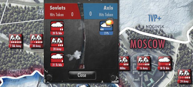 Drive on Moscow (Strategie) von Shenandoah Studio