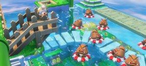 Toads Rätsel-Odyssee auf der Switch