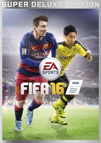 Alle Infos zu FIFA 16 (PC)