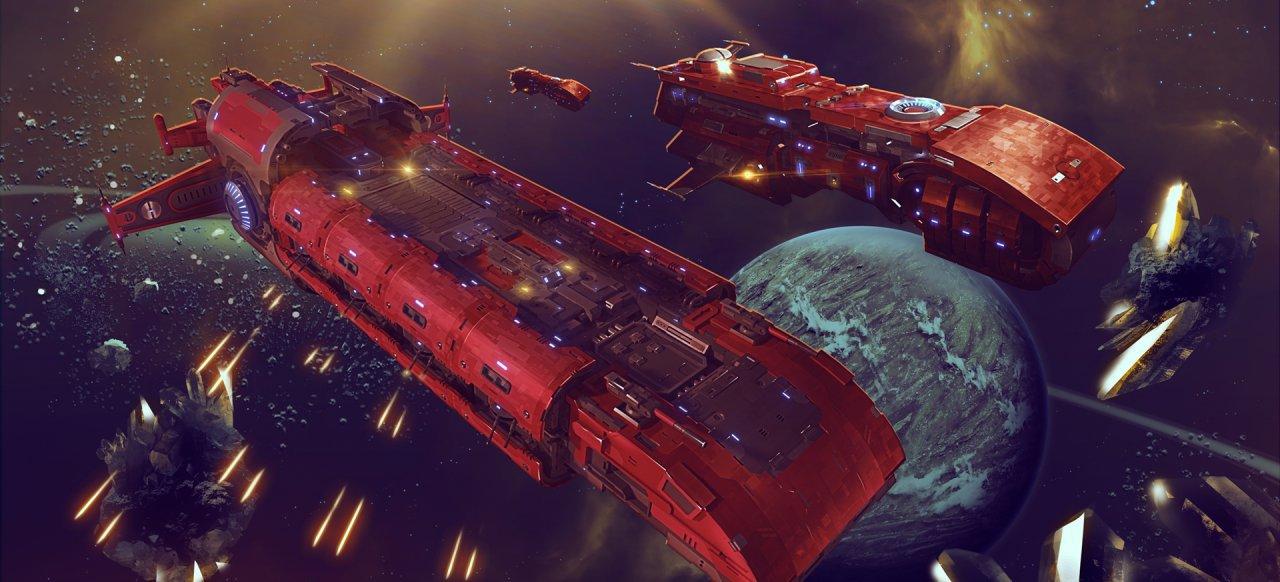 Starfall Tactics (Strategie) von Snowforged Entertainment