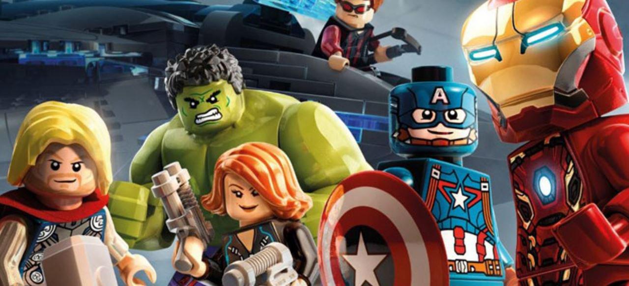 Lego Marvel S Avengers Pc Test News Video Spieletipps Bilder