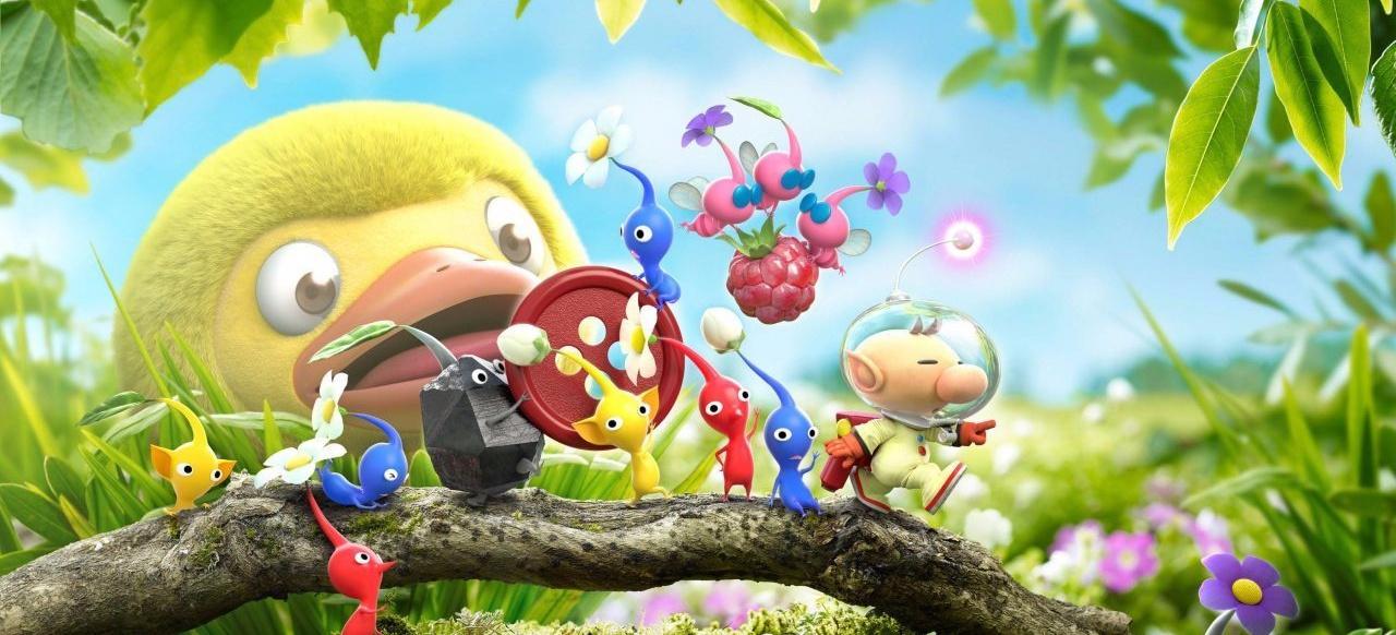Hey! Pikmin (Action) von Nintendo