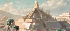Edler Pyramidenbau mit toller Spielmechanik