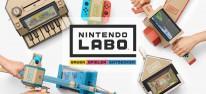 Nintendo Labo: Toy-Con 01: Multi-Kit: Drei Videos zeigen Toy-Con Werkstatt, Multi-Set und Robo-Set