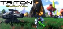 Triton Survival: Erste Einblicke in den Sci-Fi-Überlebenskampf