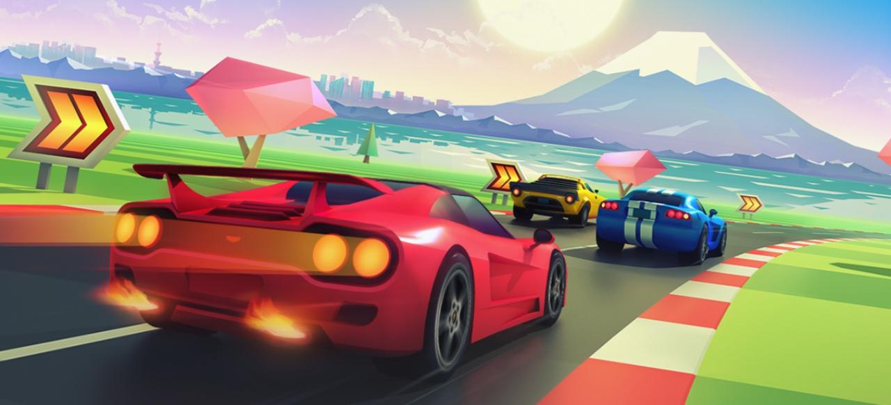Horizon Chase Turbo (Rennspiel) von