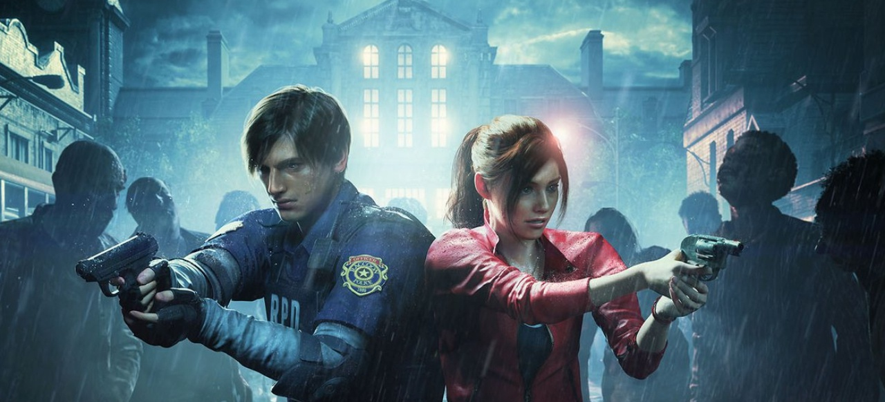 Resident Evil 2 (Action) von Capcom