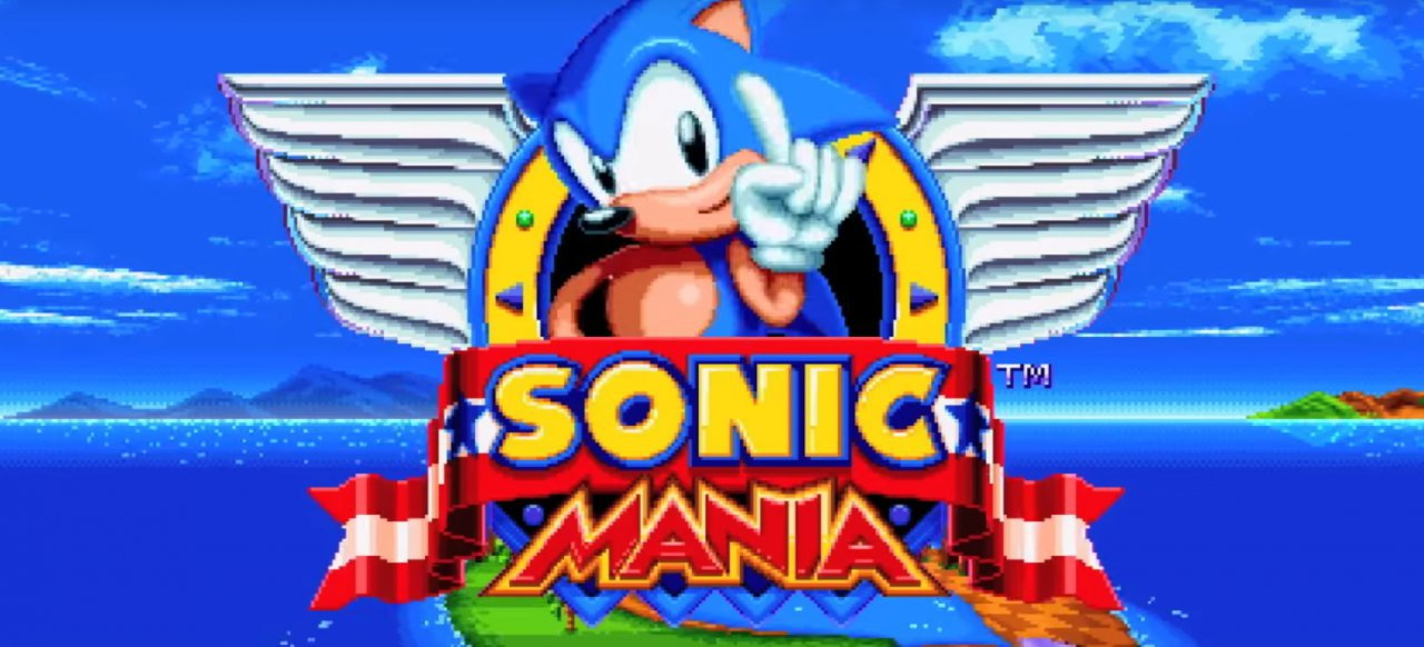 Sonic Mania (Geschicklichkeit) von SEGA