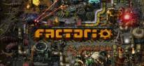 Factorio: Update 0.13 �berarbeitet das Multiplayer-System, den Schienenbau, die Transparenz und viel mehr