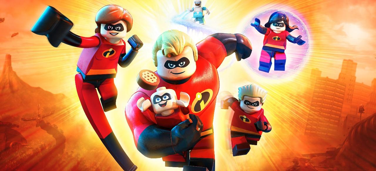 Lego Die Unglaublichen (Action) von Warner Bros. Interactive Entertainment