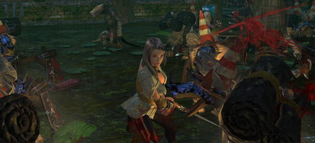 Red Blood Online (Rollenspiel) von Gorilla Banana Entertainment